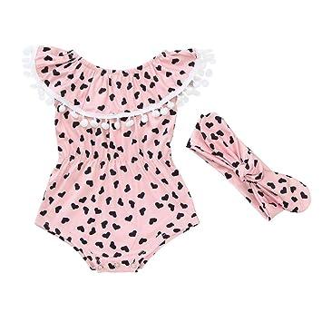 Counjunto de Ropa bebé Niña, ❤ Amlaiworld Ropa Bebés Recién ...