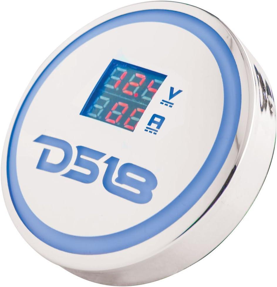 DS18 3AVS 14.4V Car Audio Stabilizer Constant Steady Output Voltage DS18Sound Automotive Dummy vendor code for NIS