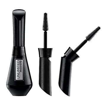 LOréal Paris Makeup Unlimited Lash Lifting and Lengthening Washable Mascara, Instant Lash Lift