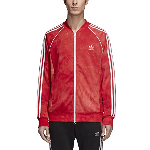 cb0873ae96604 adidas Men's Originals Pharrell Williams Hu Holi SST Track Jacket ...