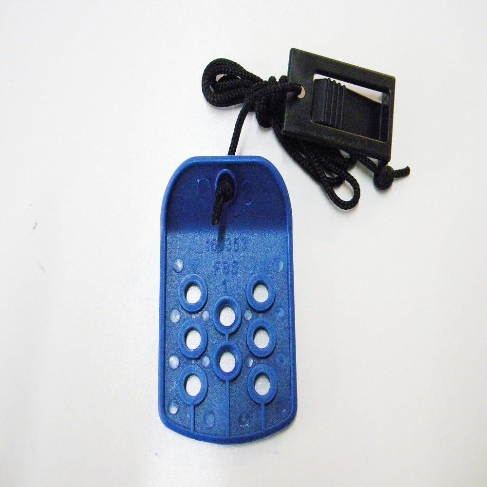 Tapis de sécurité clés bleu nordictrack EXP 3000 OEM Original