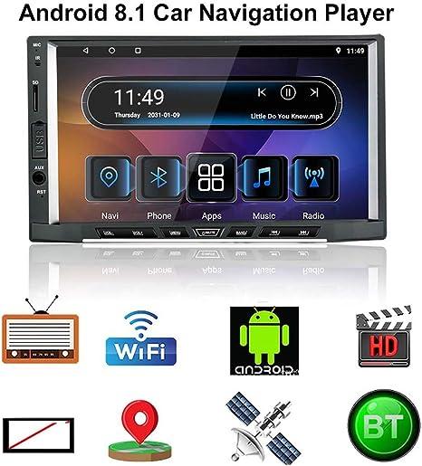 Ezonetronics - Radio estéreo para Coche con Octa Core 2G RAM + 16G ...