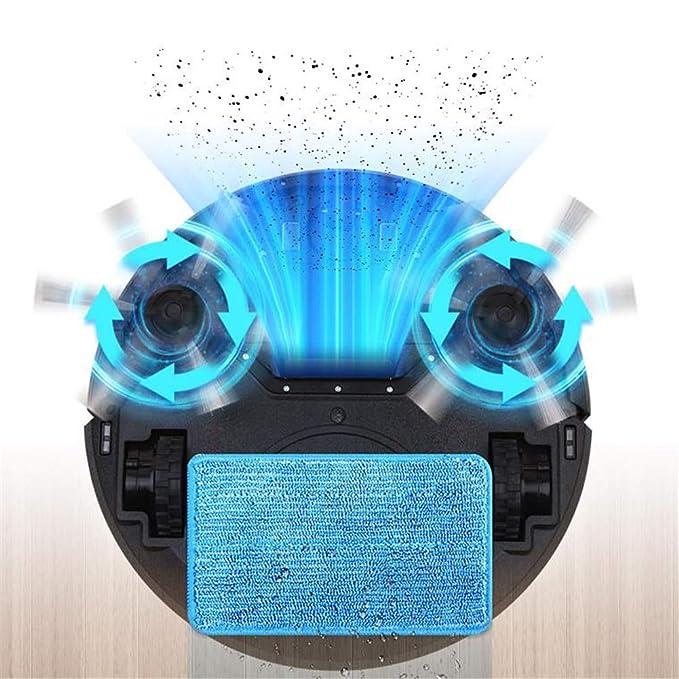 WUAZ Robot Aspirador, Robot Aspirador, Actualizado Completamente ...