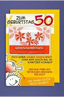 50 Na Und Lustige Geburtstagskarte Zum 50 Geburtstag Es Ist