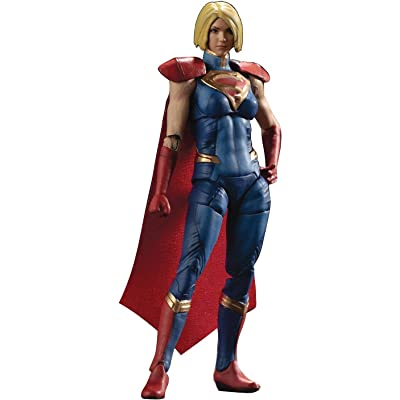Hiya Toys Injustice 2: Supergirl 1: 18 Scale Action Figure: Toys & Games [5Bkhe1407144]