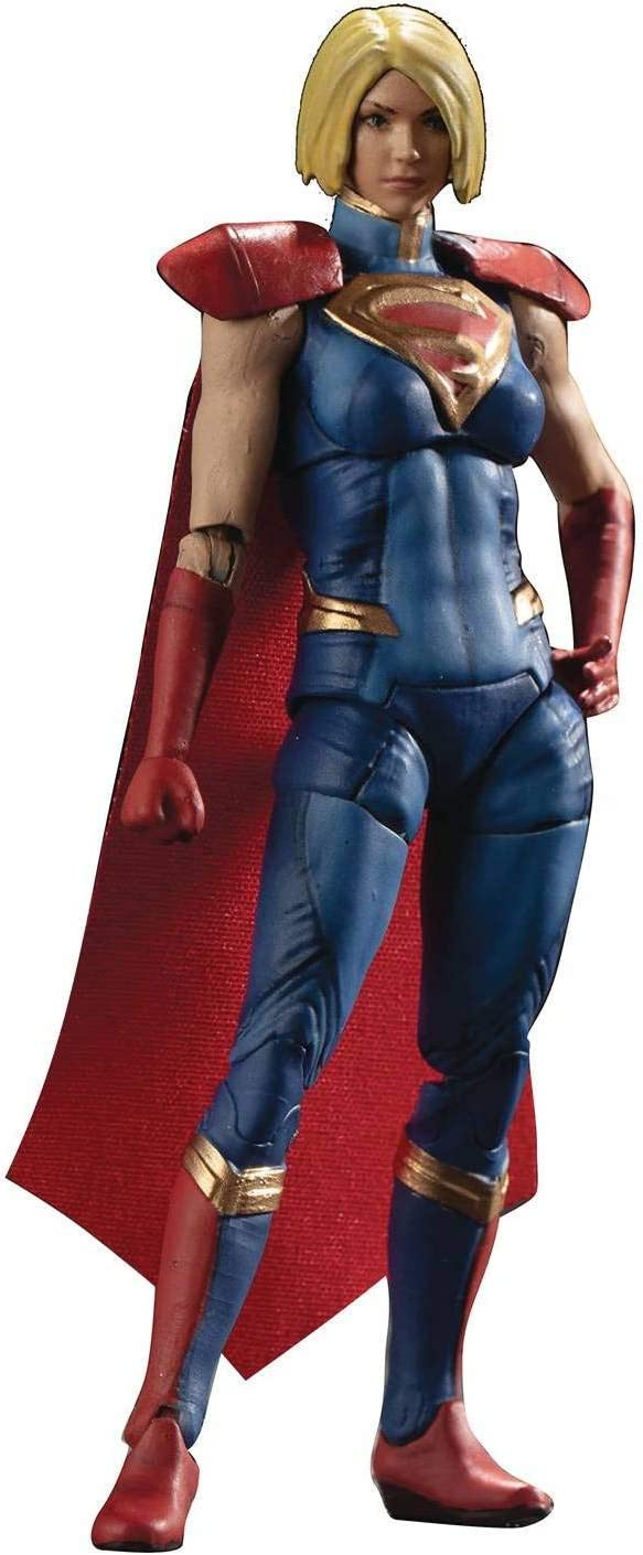 """HIYA Toys DC Heroes Injustice 2:Superman 1:18 Scale 4/""""inch Acton Figure in stock"""