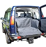 Land Rover Discovery 2 Cargo Liner Trunk Mat - Quilted, Waterproof & Tailored - 1998 to 2004