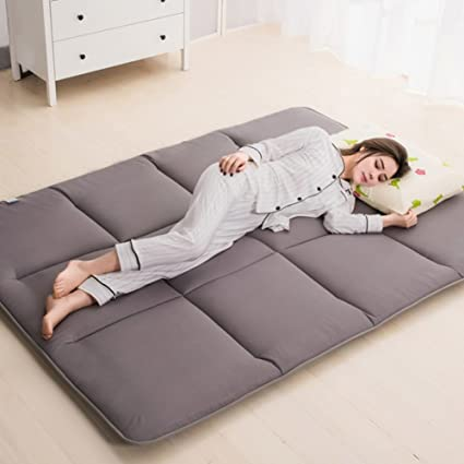 Collapsible Ergonomics Design Help Sleep Tatami mats,Carpet Mattress Sleeping pad Floor Student for [