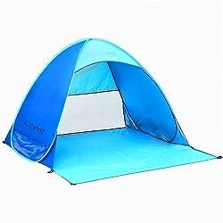 iCorer Automatic Cabana Beach Tent