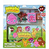 Moshi Monsters 7-in-1 Accessory Kit Poppet Pack For 3DS/DSi/DS Lite Consoles