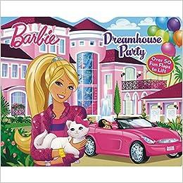 Buy Barbie Dreamhouse Party Lift The Flap Barbie Lift The Flap