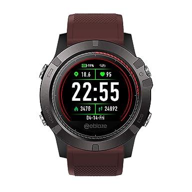 Despeje!Smartwatch Impermeable Sport Fitness Tracker 1.22 ...