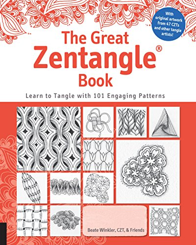 Pdf Crafts The Great Zentangle Book: Learn to Tangle with 101 Favorite Patterns