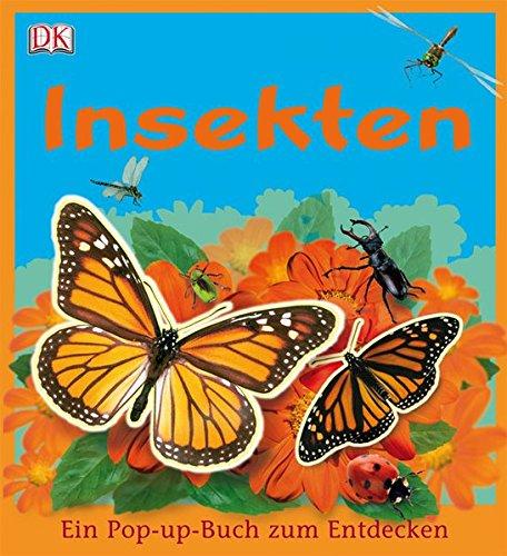 Insekten (Ein Pop-up-Buch zum Entdecken)