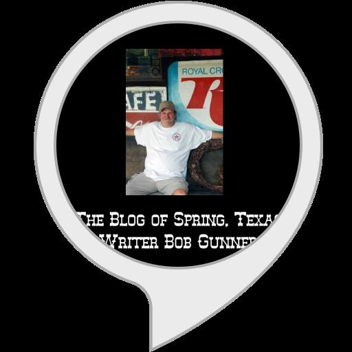 Blog of Spring, Texas Writer Bob Gunner