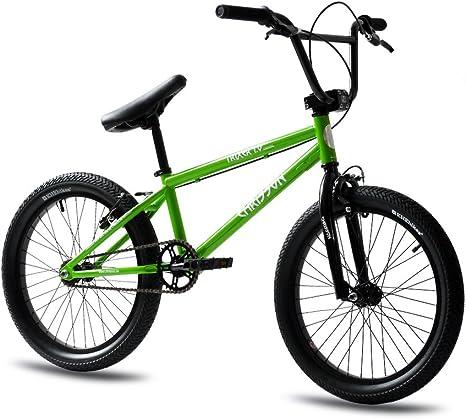 20 pulgadas BMX Bicicleta Rueda CHRISSON trixer 1.0 Rotor Verde ...