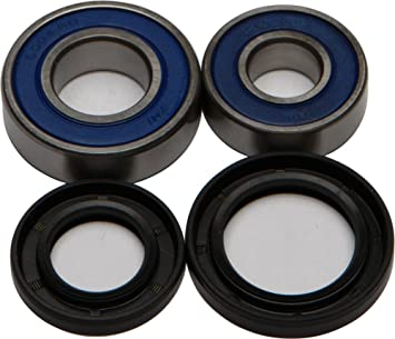 All Balls Swing Arm Bearings /& Seals Kit For Kawasaki KFX 700 V-Force 2004 04
