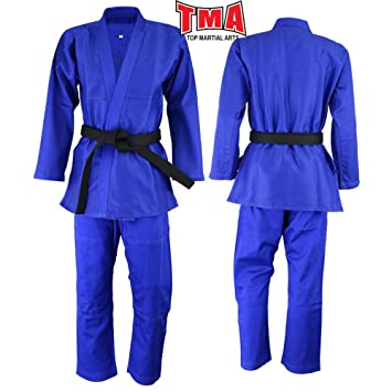 Amazon.com: TMA BJJ Gi – Kimono de jiu jitsu uniforme perla ...