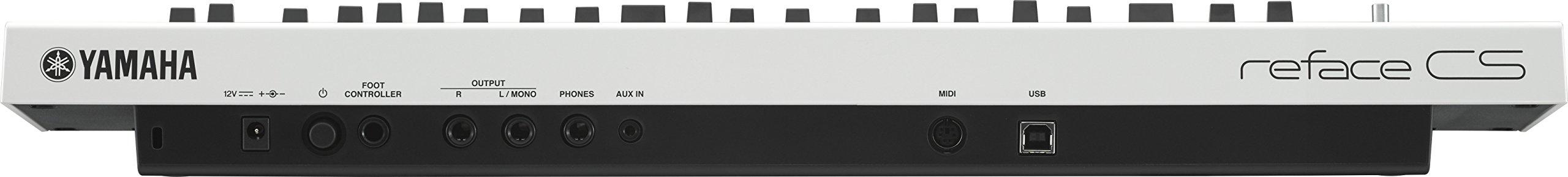 Yamaha REFACE CS Portable Analog Modeling Synthesizer by Yamaha (Image #2)