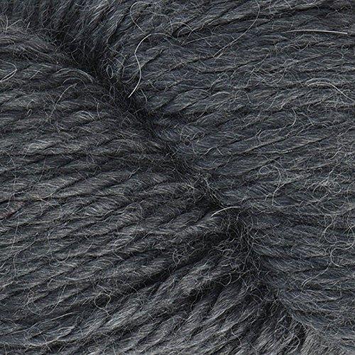 Alpaca Yarn Chunky - Ella Rae Cozy Alpaca Chunky Yarn (502 - Charcoal Grey)
