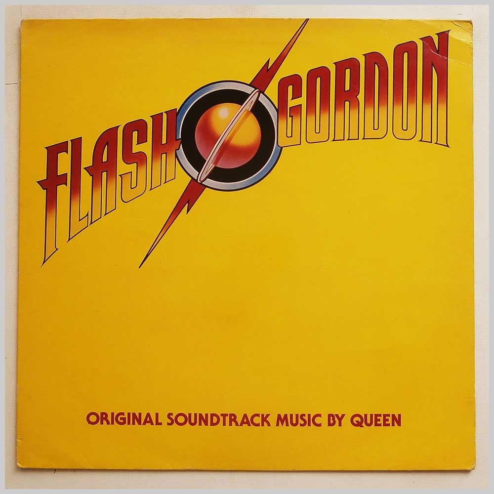 Flash Gordon - Soundtrack Baltimore Mall Original Popular popular