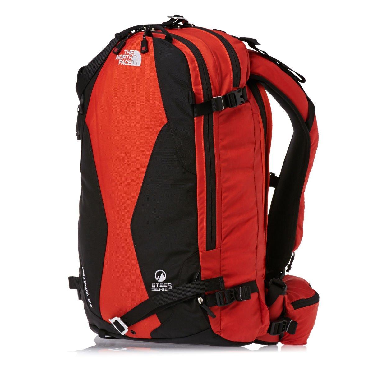 297215e08 The North Face Patrol 24 Ski/Board Backpack Valencia Orange/TNF ...