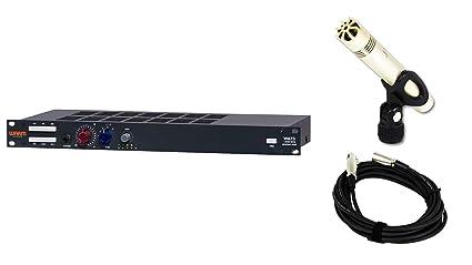 Amazon com: Warm Audio WA73 Mic Preamp Bundle with JoeMeek
