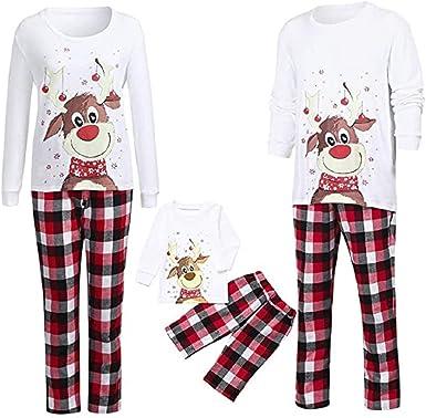 Pijamas de Navidad Familiar - para Niño 2 a 11 años - Hombre ...