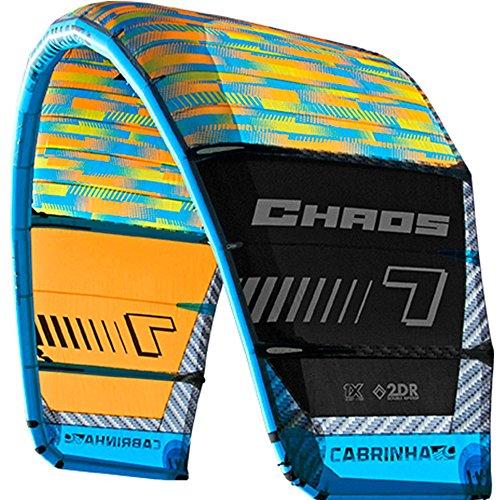 Cabrinha 2016 Chaos 7m Orange and Blue Kite New
