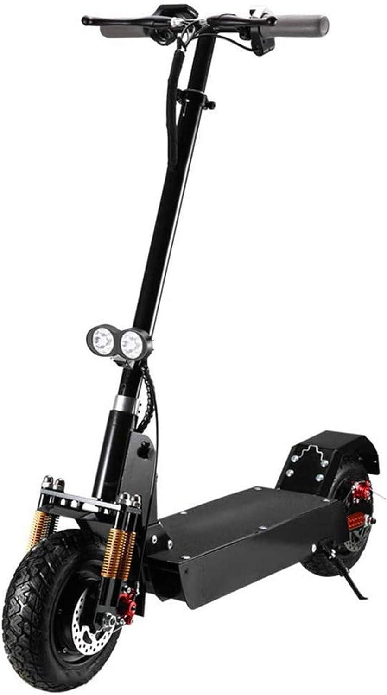 UYZ Patinete eléctrico Plegable, Instrumento de Control ...