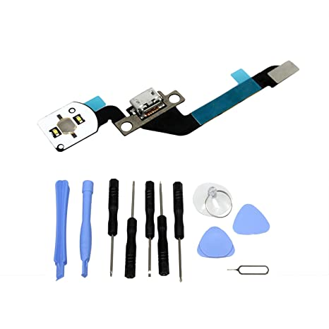 Amazon.com: GinTai USB Charging Port Flex Cable Power Start ...