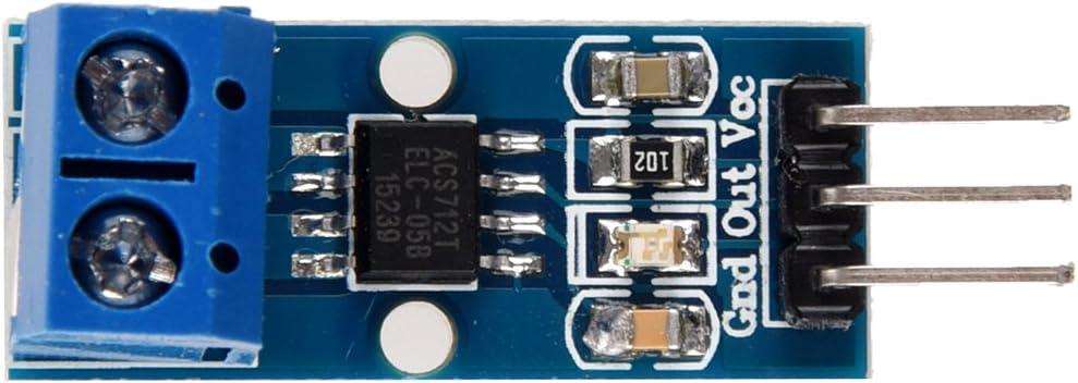 WOVELOT 5A Range Current Sensor ACS712 modules US07 JR