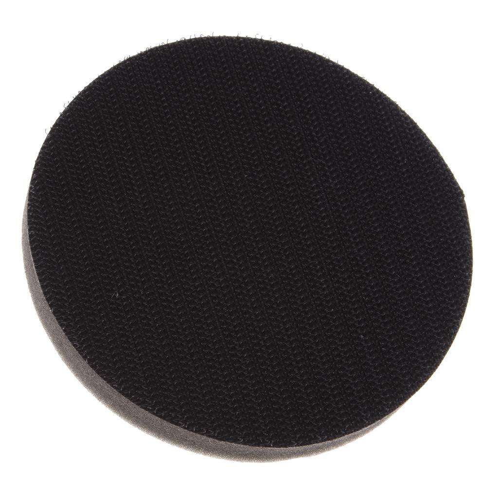 5 pouces 125mm Sharplace Coussin Dinterface Pour Disques de Pon/çage Plaque de support