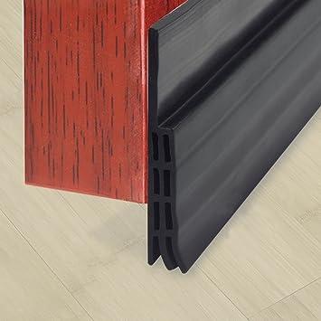 Stop Now Under Door Weatherstrip Seal Weather Stripping Door Bottom Seal  Strip Door Draft Stopper For