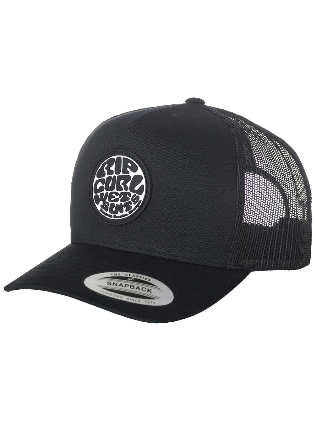 Rip Curl Gorras Original Wetty Black Trucker
