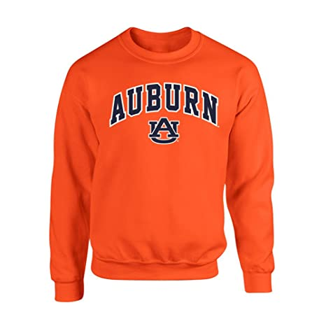 52a2e13de4 Amazon.com   Elite Fan Shop Auburn Tigers Crewneck Sweatshirt Arch ...