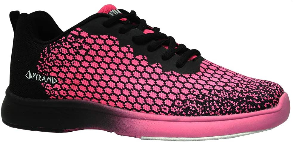 Pyramid Women's Path Lite Seamless Mesh Bowling Shoes
