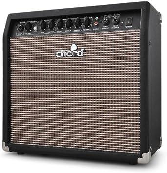 Chord CG-30 amplificador para guitarra eléctrica 25 cm: Amazon.es ...