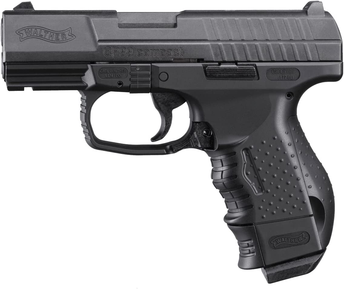 Walther CP99 Compact .177 Steel BB Magaizne- 2 pack : Airsoft Magazines : Sports & Outdoors