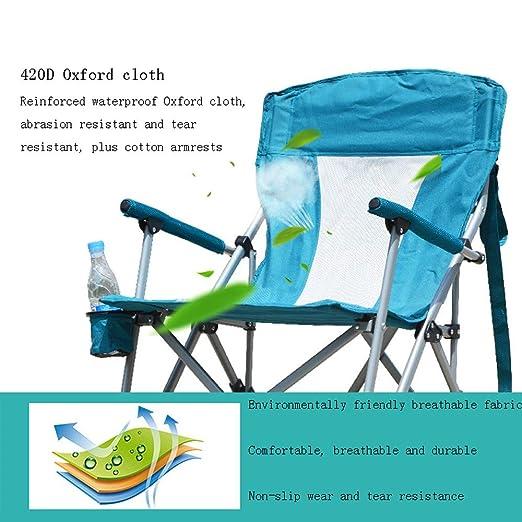 Mesa plegable de camping mesa Sillón Silla portátil for ...