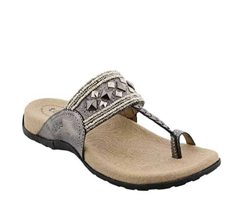 Buy Taos Footwear Women's Genie Pewter