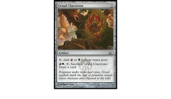 5x Gruul Signet PL MTG Guildpact Magic