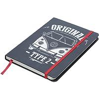 Caderneta de Anotação Vw Kombi Original Type Urban Preto