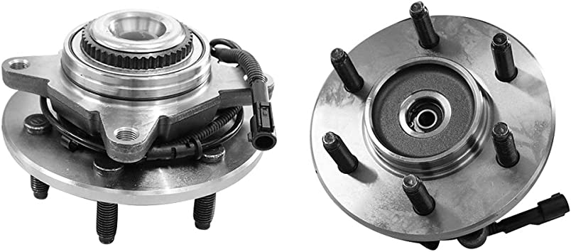 GSP 106086 Axle Bearing and Hub Assembly Driver or Passenger Side Left or Right Front