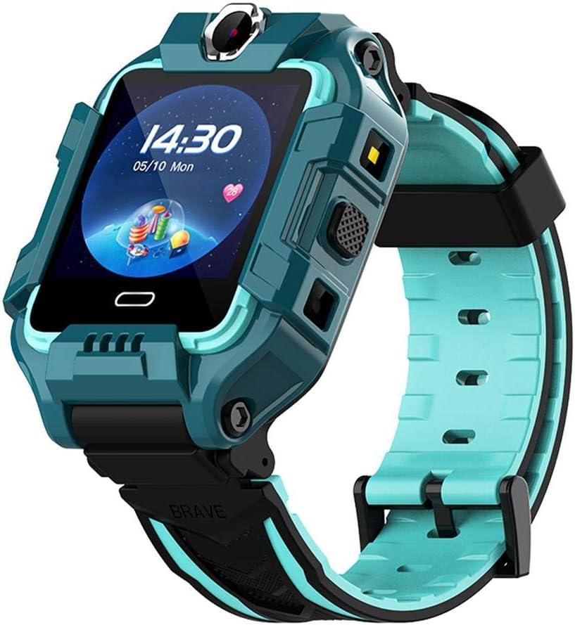 y99A reloj de teléfono inteligente para niños, 4G, localización GPS, reconocimiento facial, impermeable, reloj de videollamada.