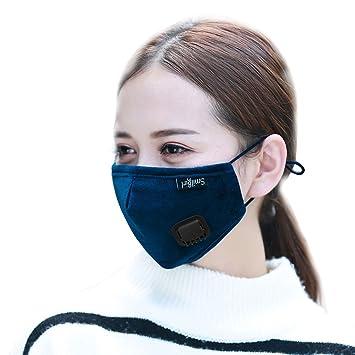 Tcare 1Pcs Máscara de Polvo contra la Contaminación de la Máscara PM2.5 Inserto de