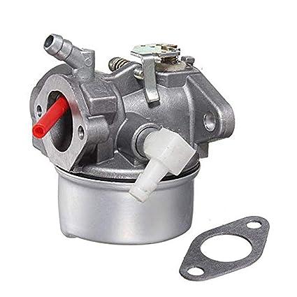 Amazon.com: Nueva para carburador para Tecumseh 640350 ...