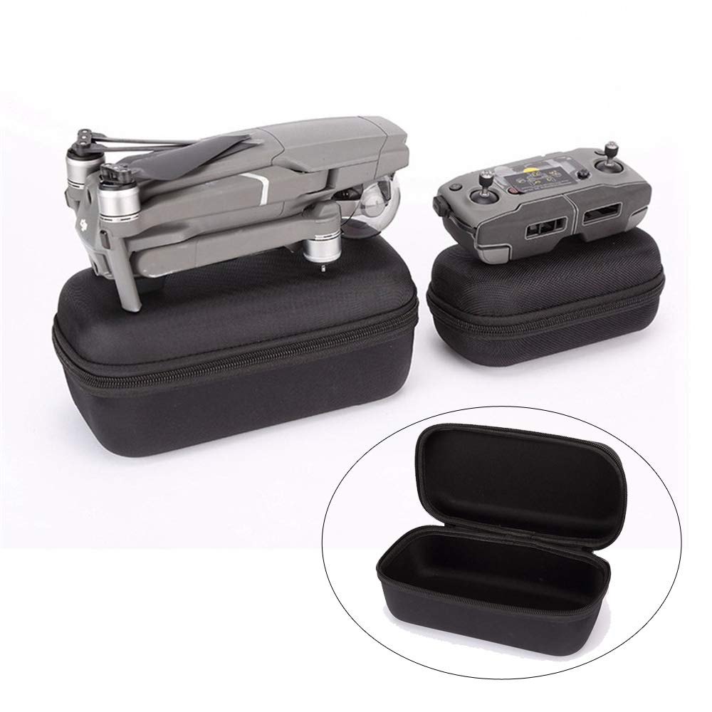 EtimeRC Waterproof Carrying Case for DJI Mavic 2 Pro Mavic 2 Zoom Drone Body and Remote Controller Transmitter Bag Accessory
