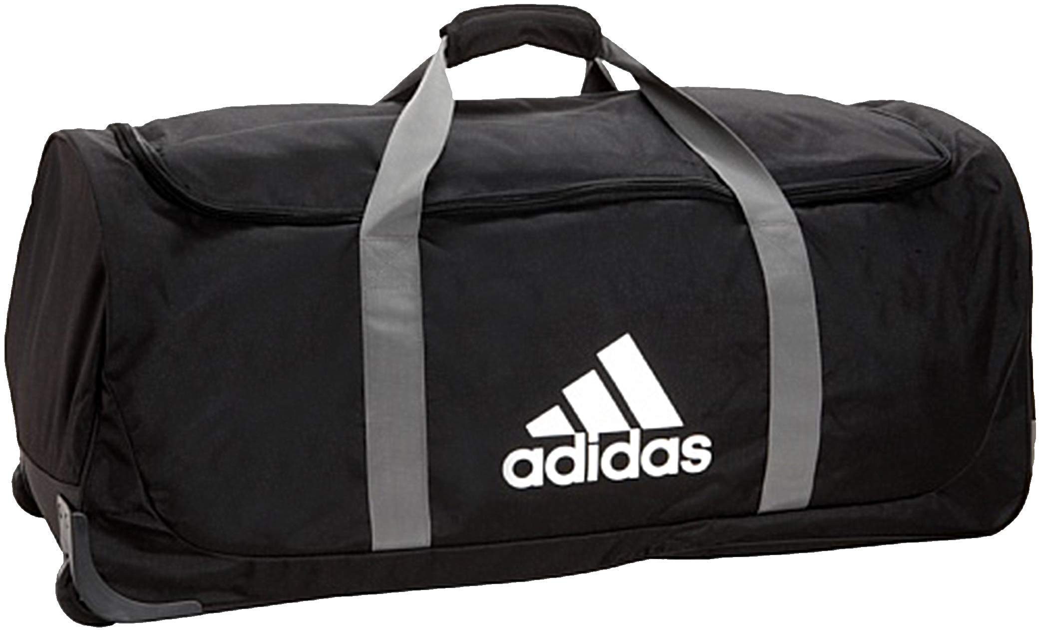 adidas Unisex Team XL Wheel Bag, Black, ONE SIZE by adidas