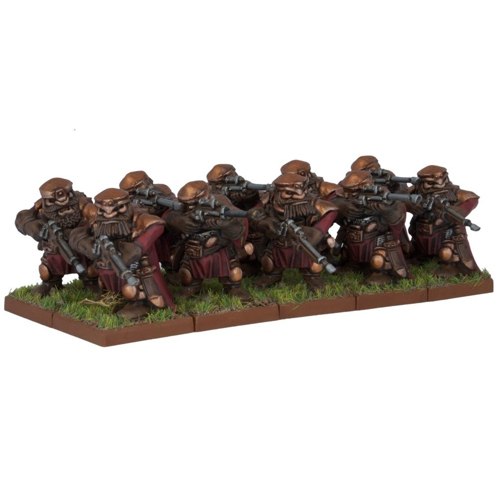 Dwarf Mega Army SW by Mantic Entertainment (Image #4)